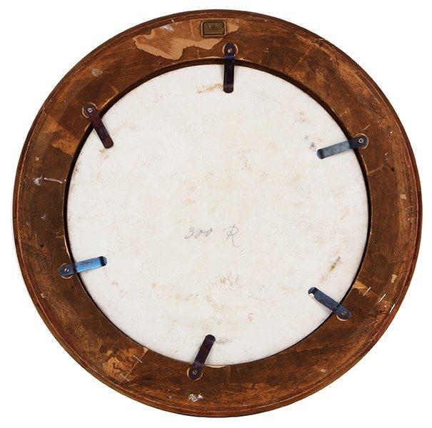 KPM porcelain plaque, Madonna - 2