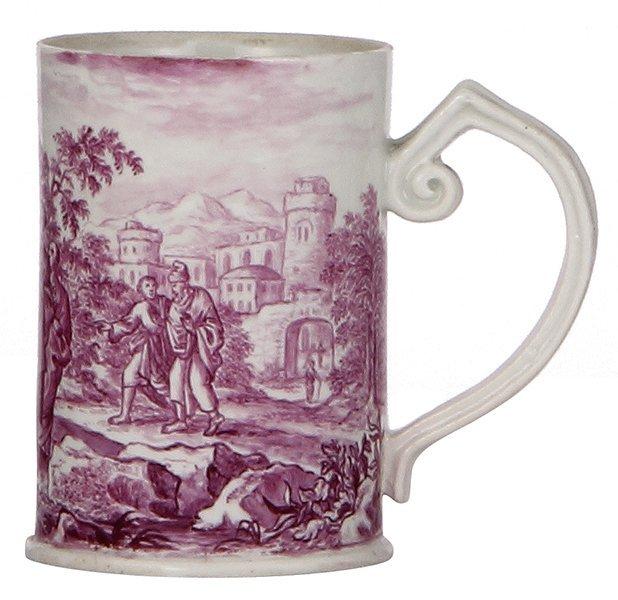 Porcelain mug - 2