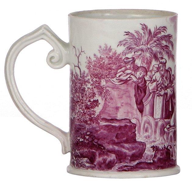 Porcelain mug - 3