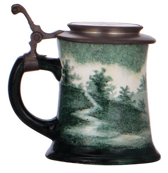 O'Hare Dial porcelain stein, golfer - 2