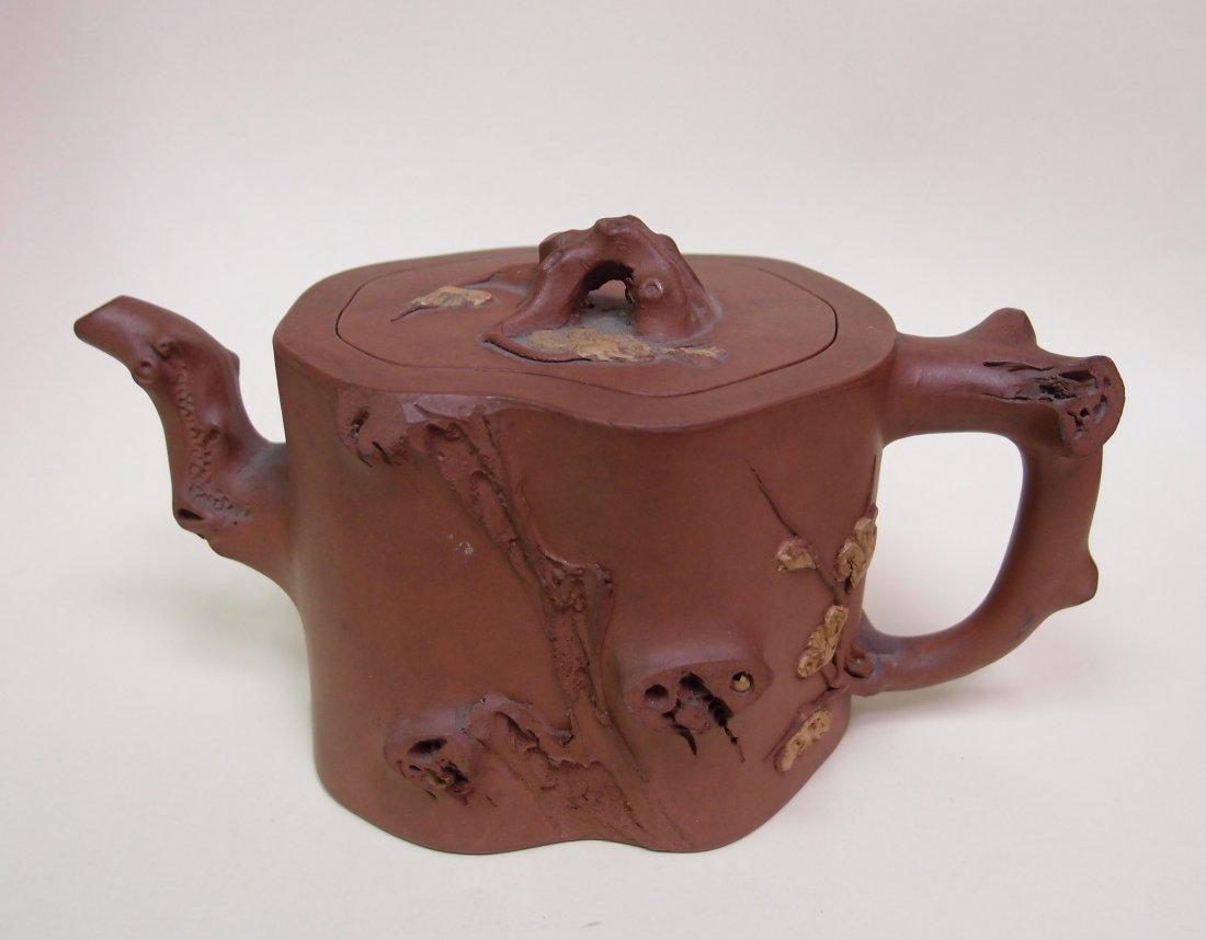 A Yixing Zhuni Teapot