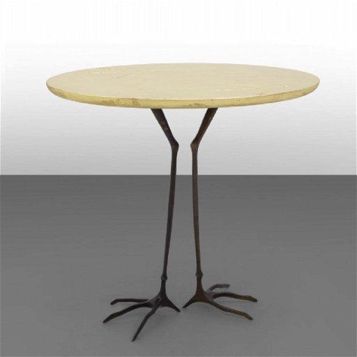 Meret Oppenheim Tavolino.Meret Oppenheim Un Tavolino Traccia Per