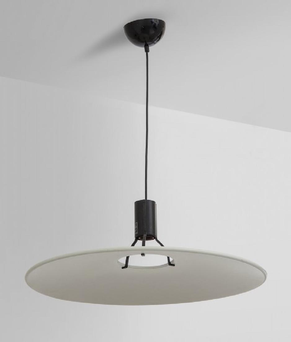 GINO SARFATTI  Una lampada a sospensione