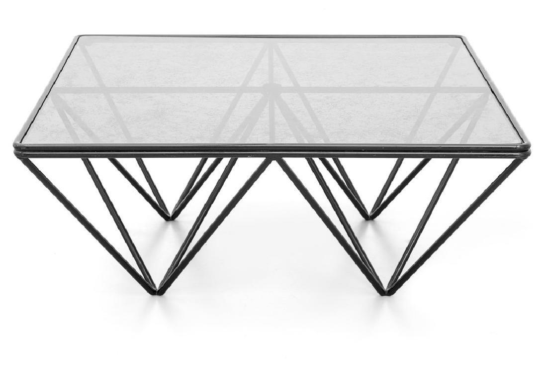 PAOLO PIVA Un tavolino per B&BITALIA, anni 70.