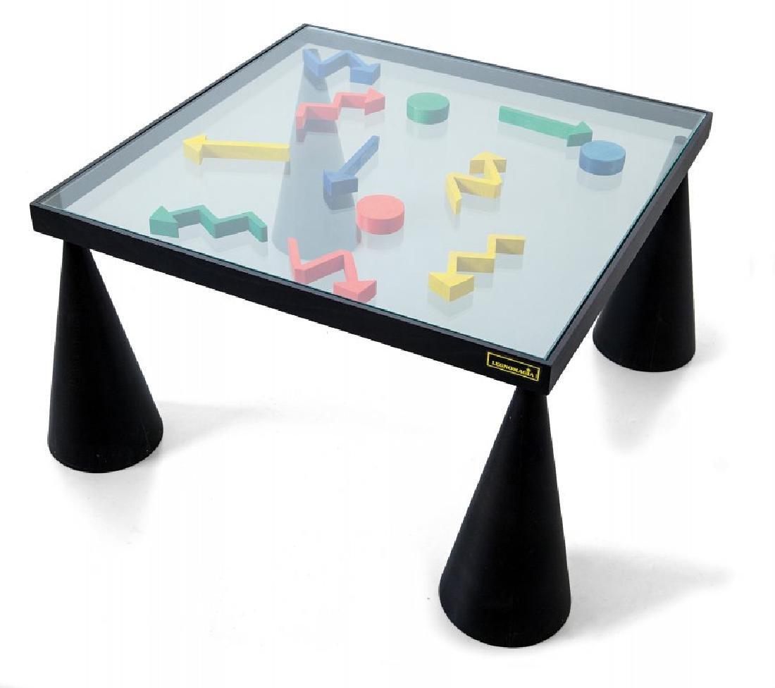 LEGNOMAGIA (Editore) Un tavolino, inizi anni