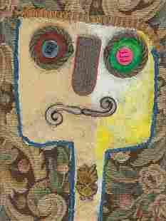 ENRICO BAJ (1924-2003) Per il divorzio - For
