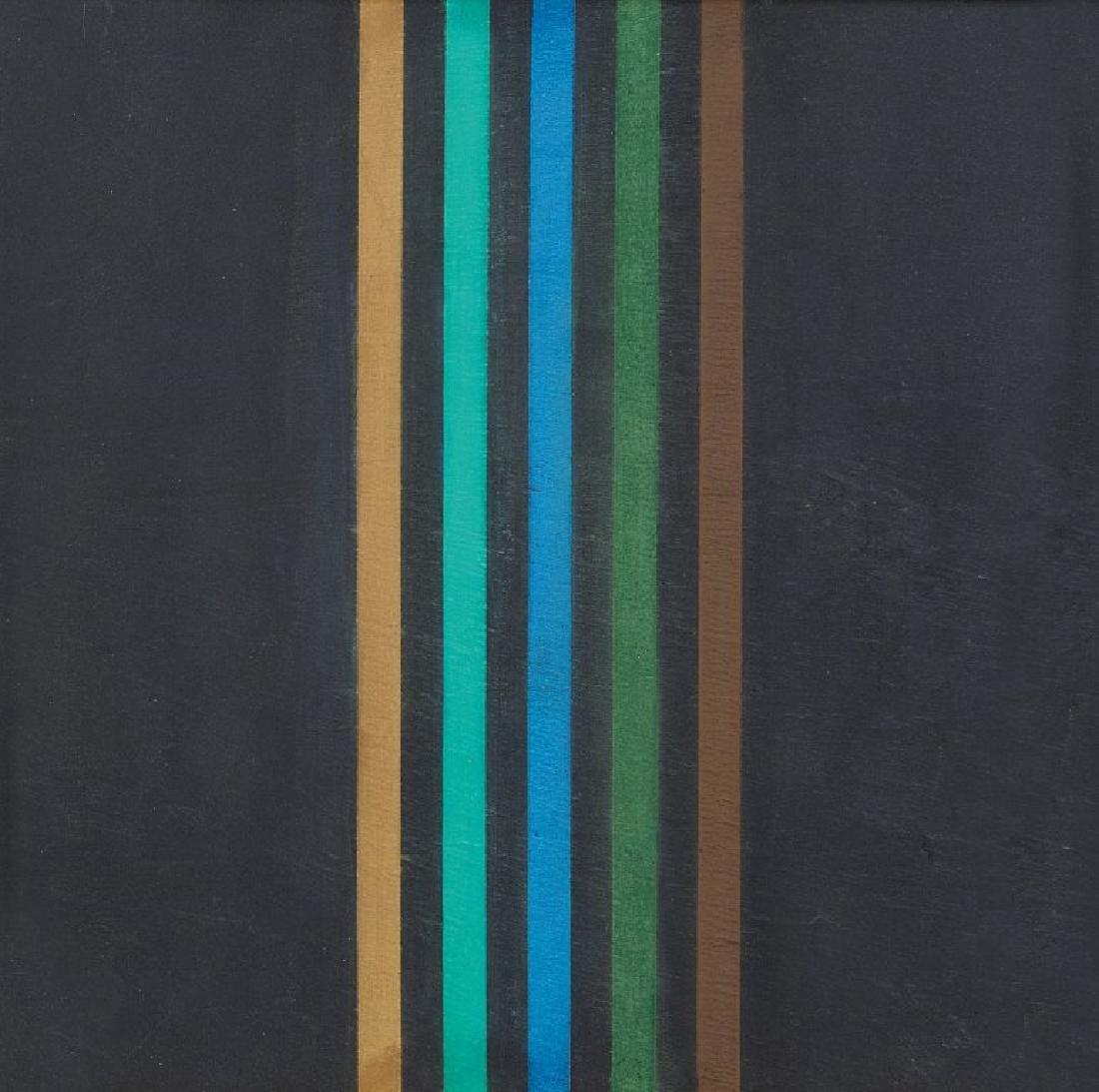 ELIO MARCHEGIANI (1929-)  Grammature di colore