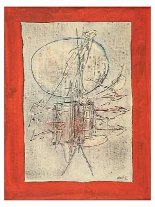 ACHILLE PERILLI (1927-) La parte del diavolo