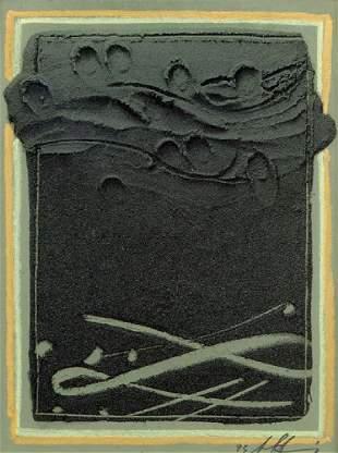 AGOSTINO FERRARI (1938-) Senza titolo