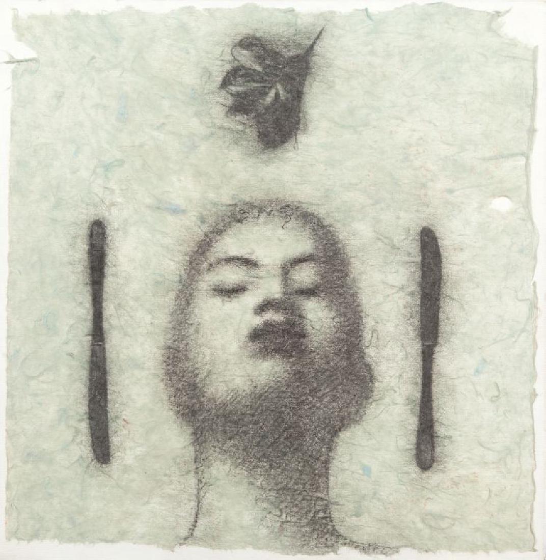 OMAR GALLIANI (1954-)  Nuovi fiori-Nuovi