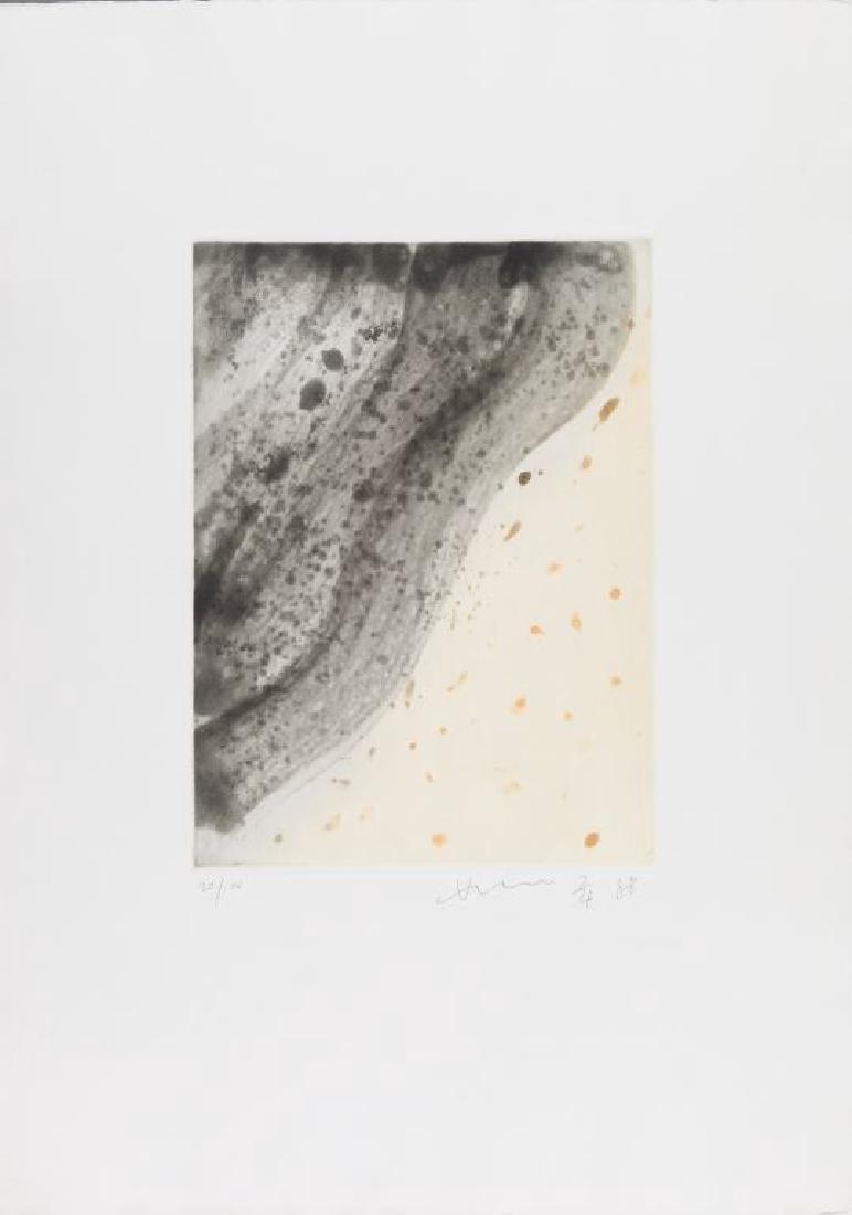 HSIAO CHIN (1935-)  Senza titolo