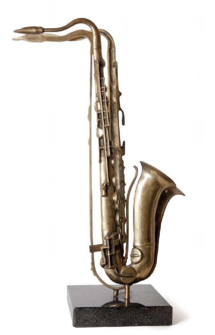 FERNANDEZ ARMAN (1928-2005)  Saxophone