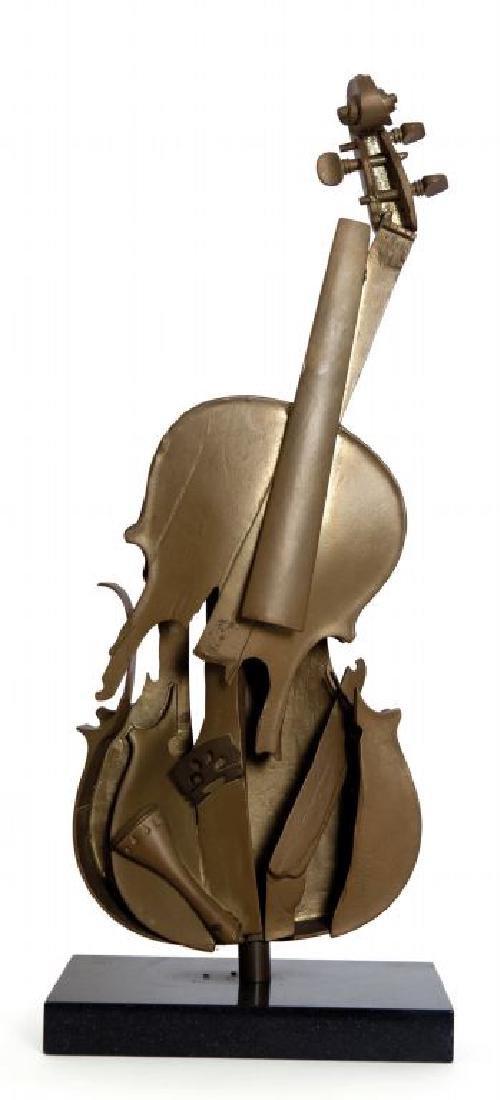 FERNANDEZ ARMAN (1928-2005)  Violino