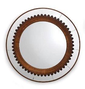 Manfredo massironi una liberia a parete for Lots specchio