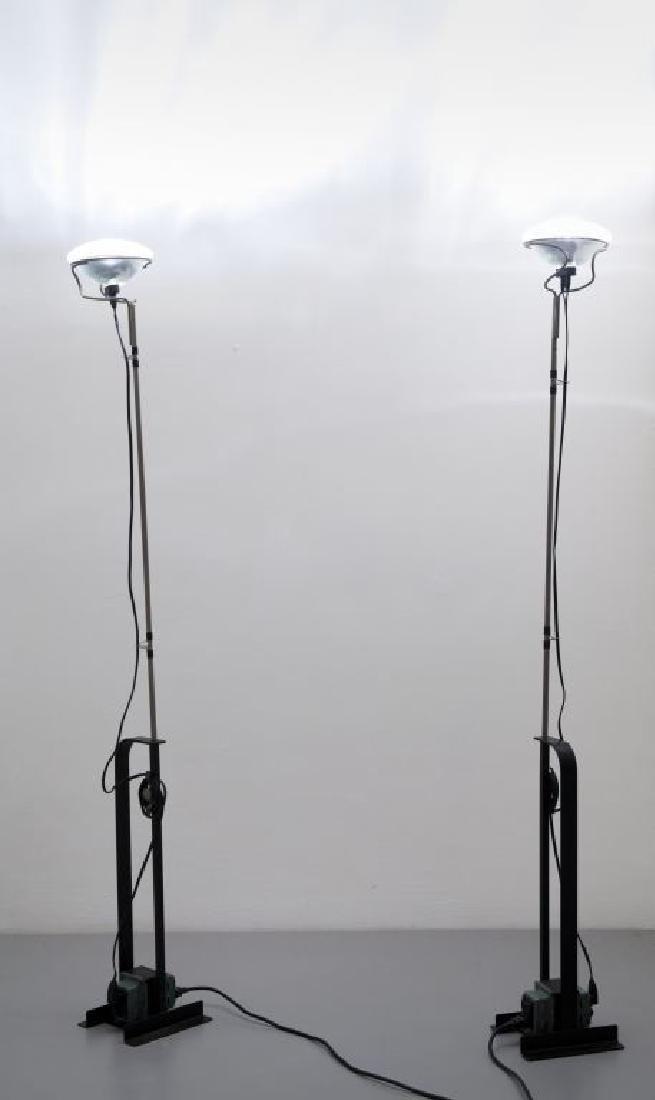 ACHILLE e PIER GIACOMO CASTIGLIONI Due lampade