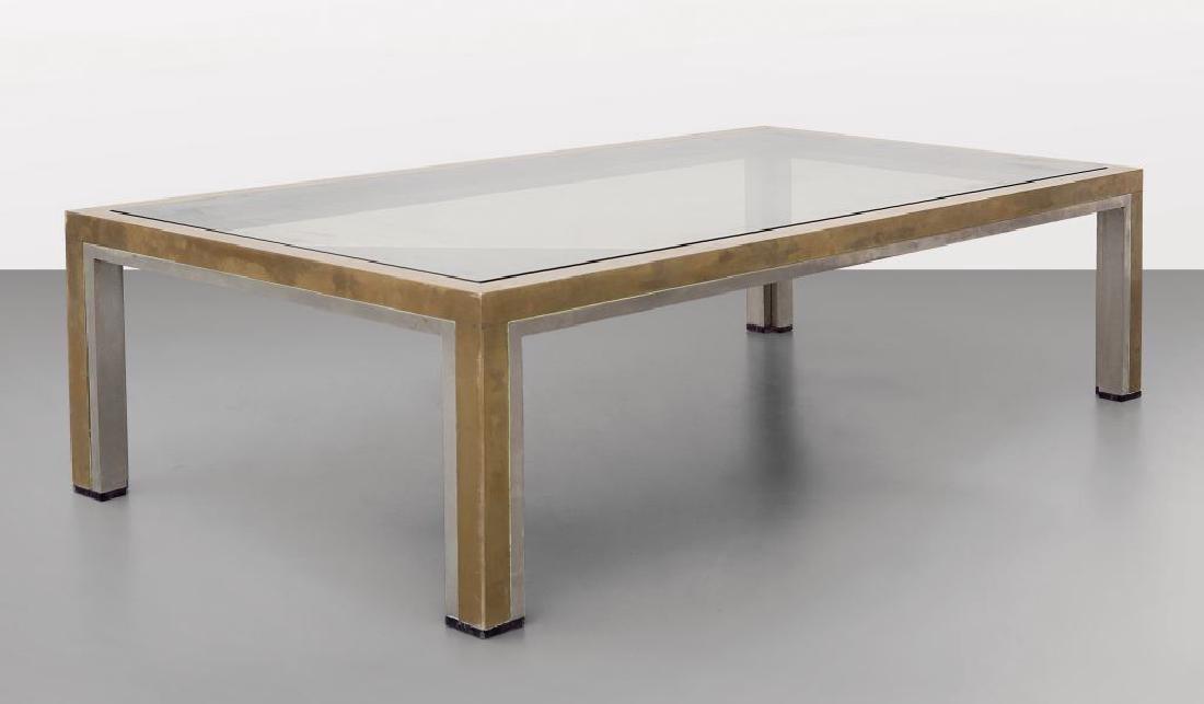NANDA VIGO  Un tavolino, pezzo unico, inizi
