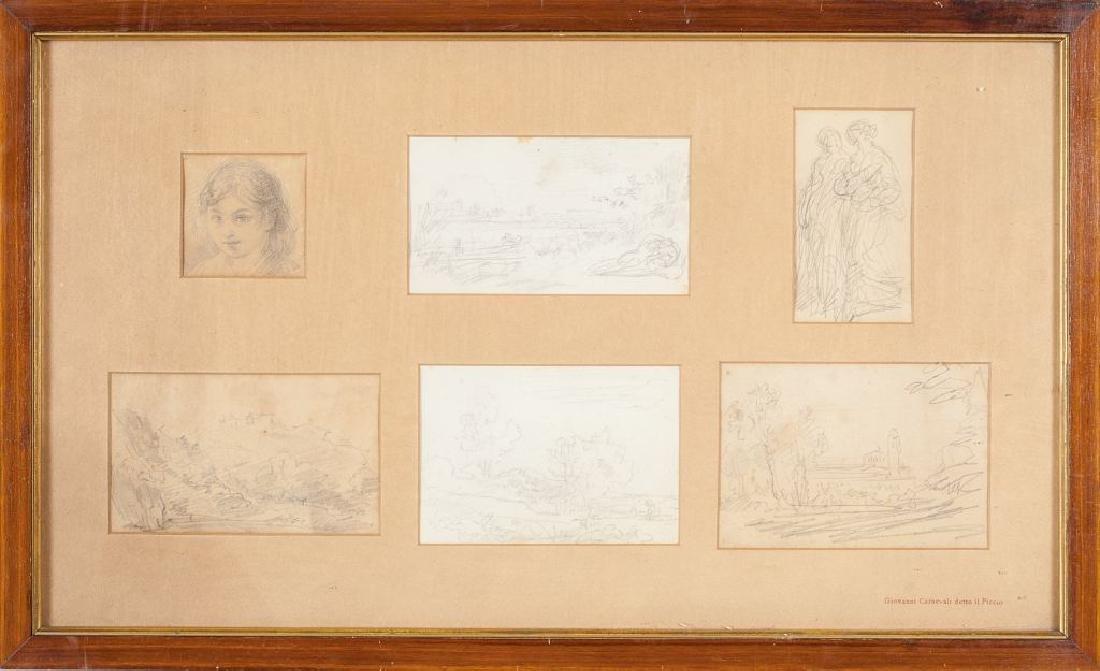CARNOVALI GIOVANNI detto IL PICCIO (1804-1873)