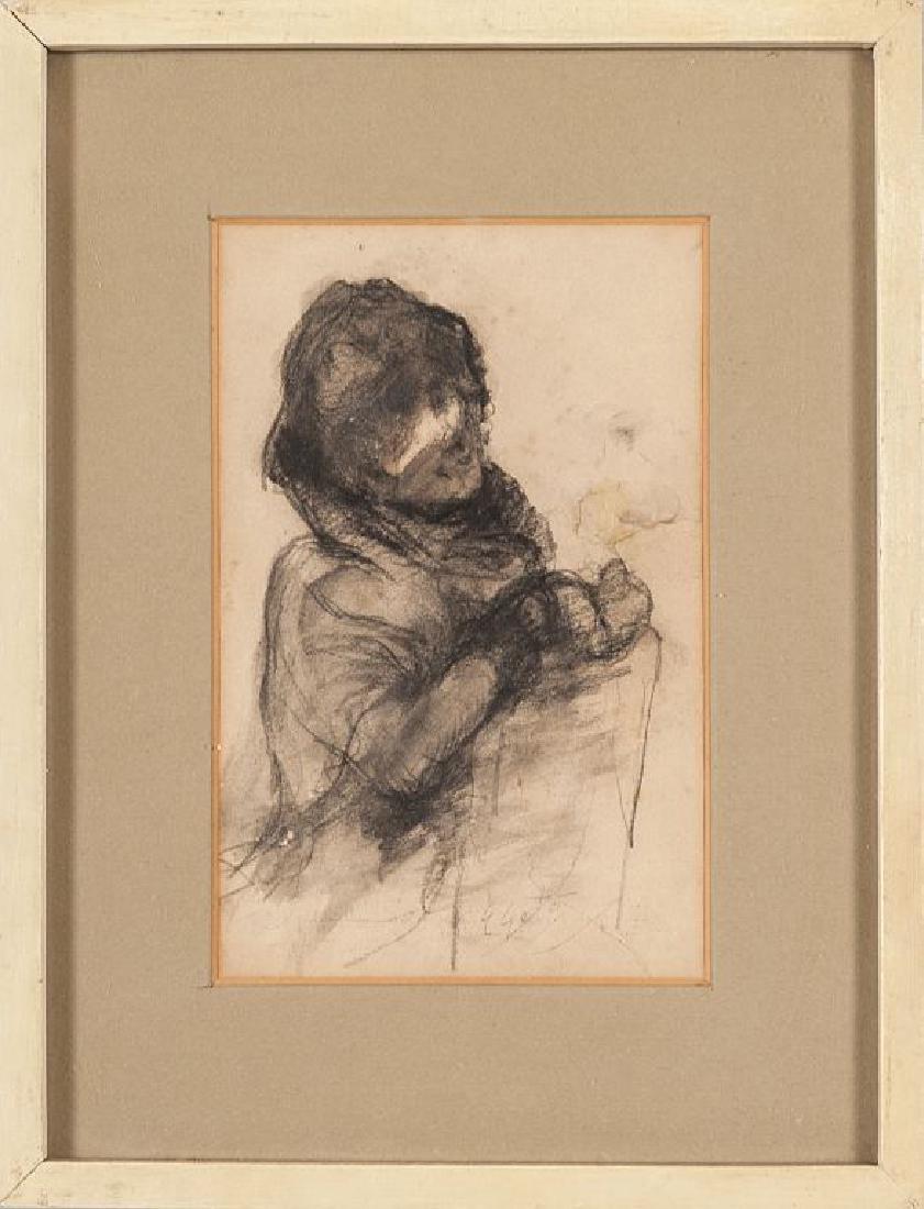 EMILIO GOLA (1851-1923)  Donna