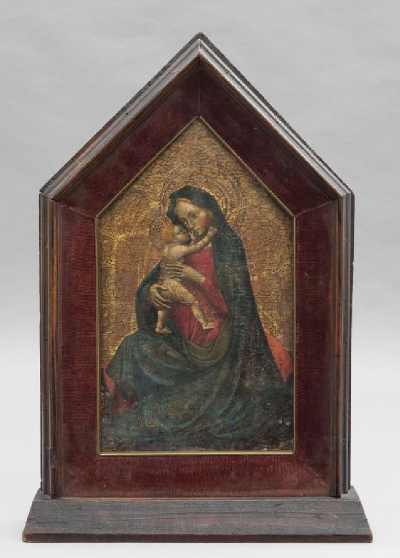DIPINTO (-)  Giovanni da Modena (attribuito)