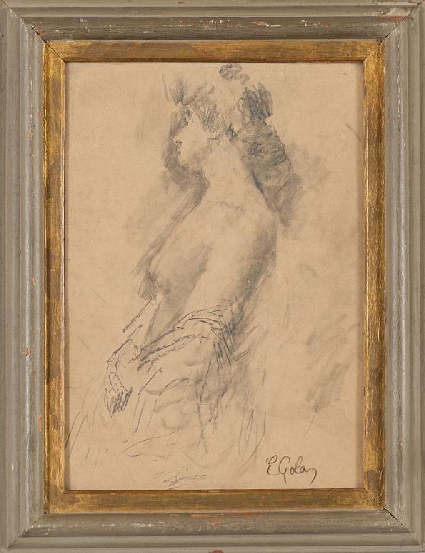 EMILIO GOLA (1851-1923)  La