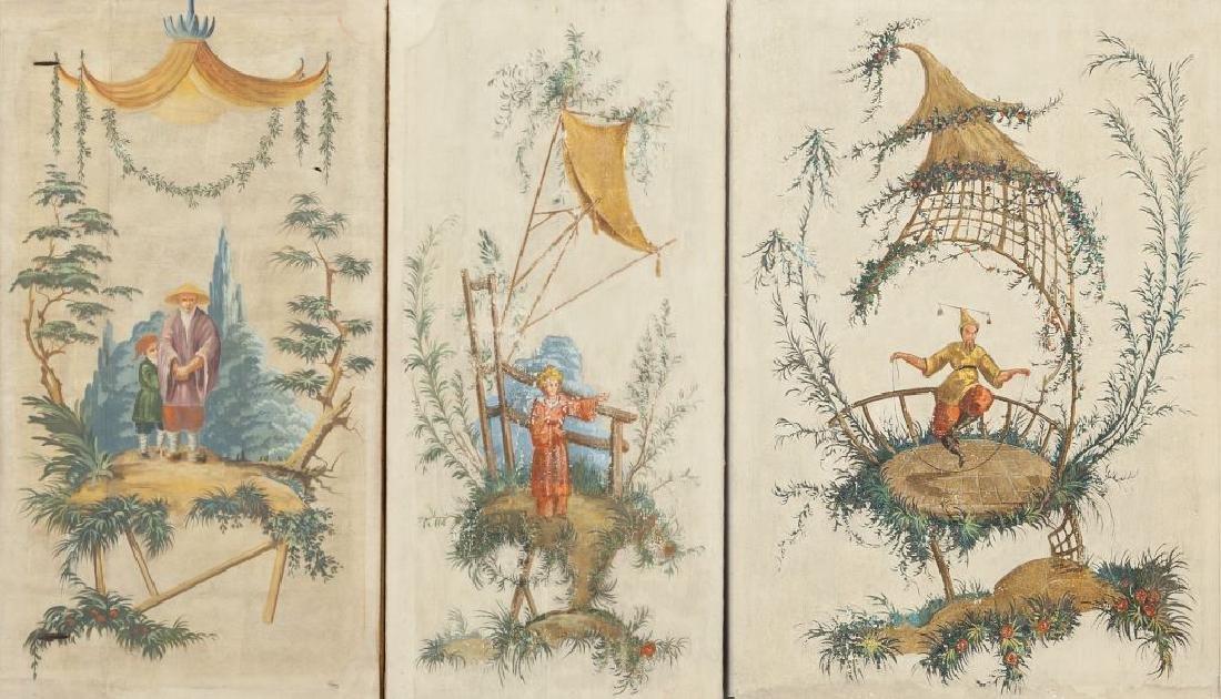 Scuola Piemontese inizi sec.XIX  serie di