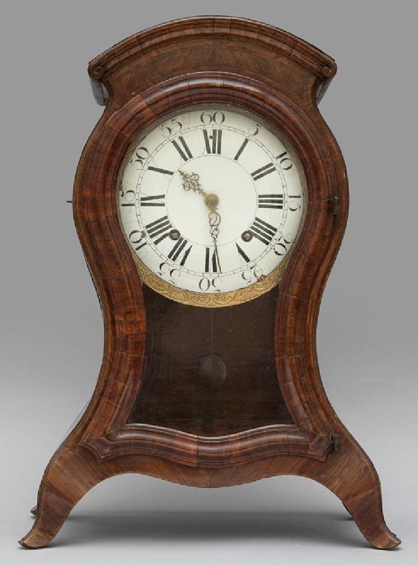 Orologio Luigi XV lastronato in