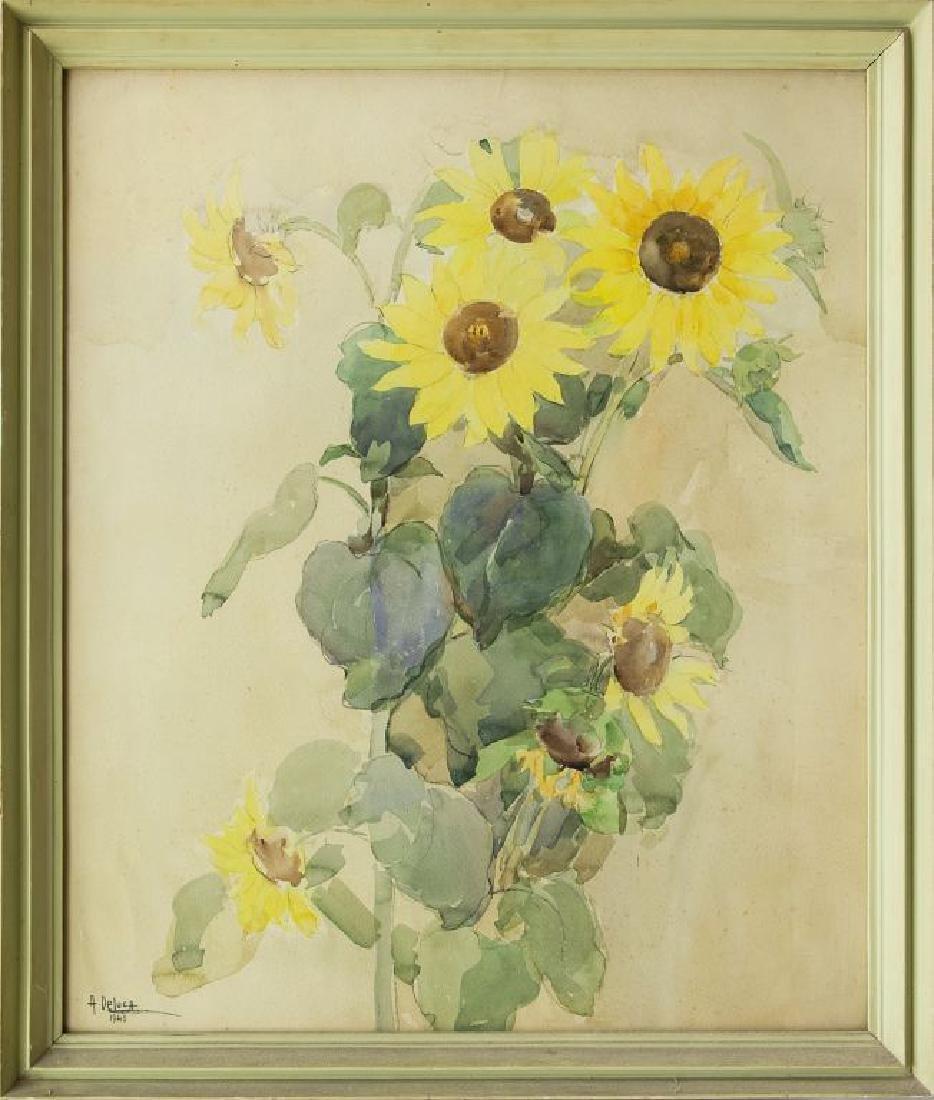 ARTURO DE LUCA (1855-1971)
