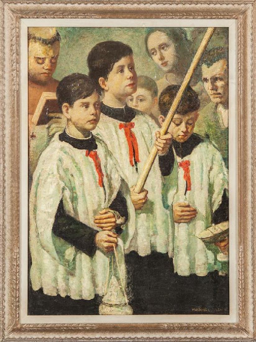 L.Masinelli (Modena 1902 - Venezia