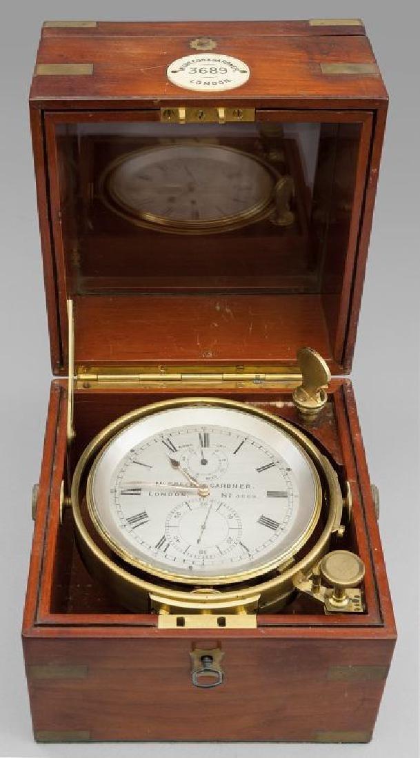 """Orologio da bordo """"MC Gragor e Gardner"""" London"""