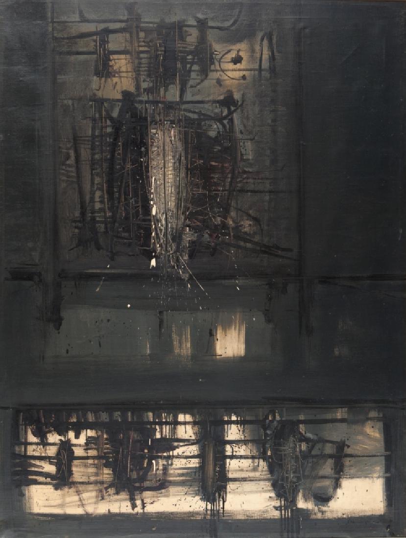 EMILIO SCANAVINO (1922-1986)  Immagine