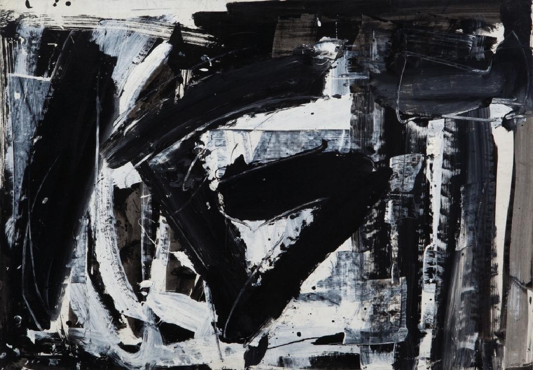 EMILIO VEDOVA (1919-2006)  Immanente
