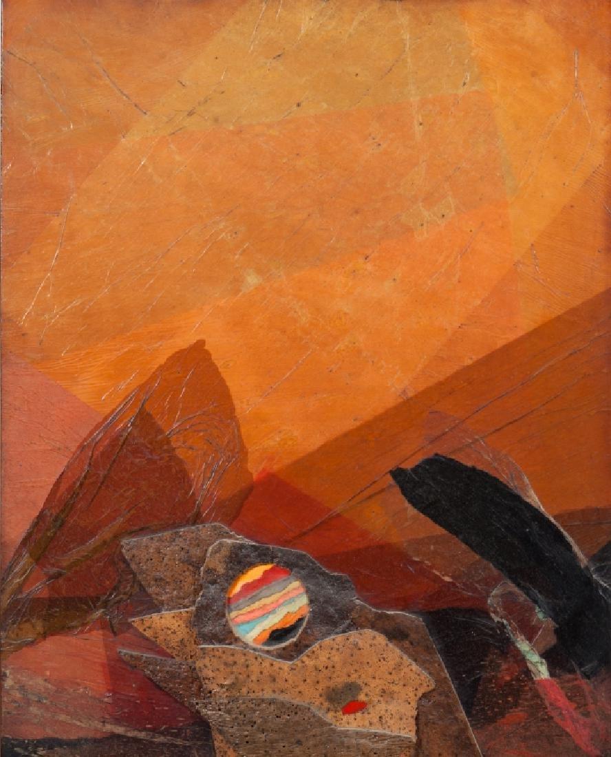 ROBERTO CRIPPA (1921-1972)  Nascita del sole