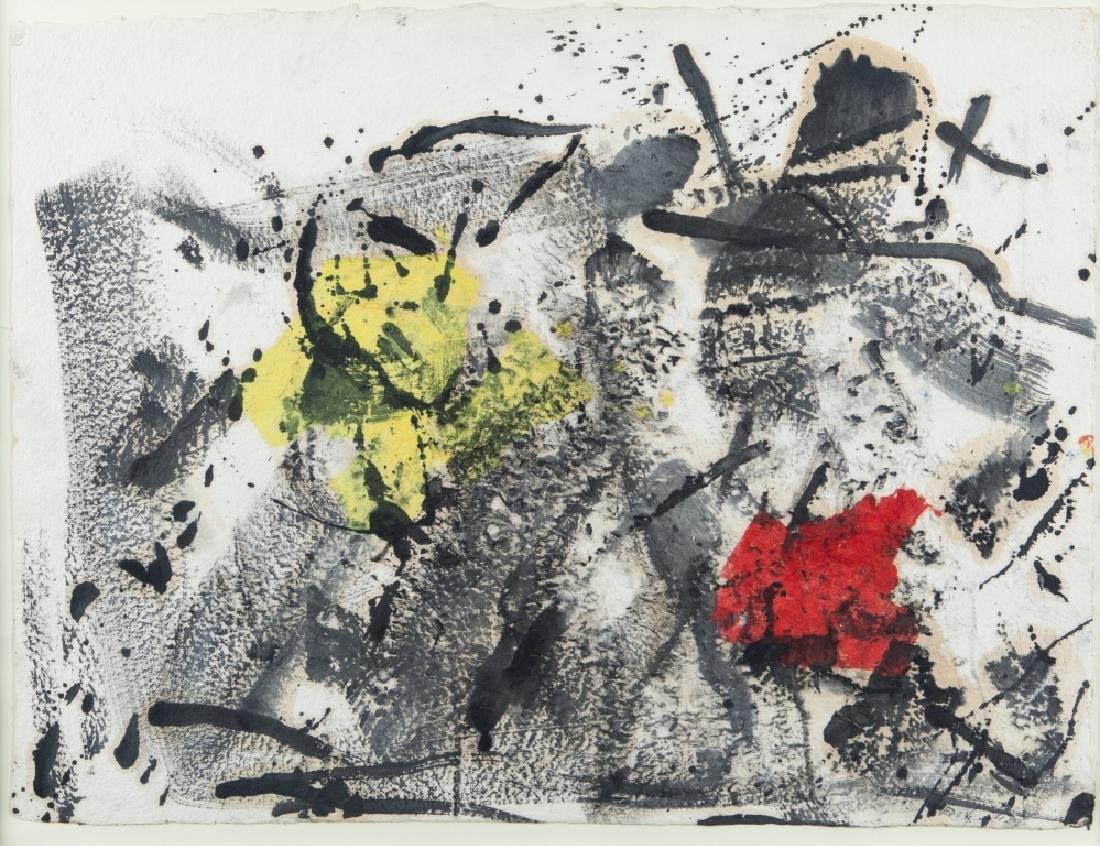 EMILIO VEDOVA (1919-2006)  Spazio opposto n.21