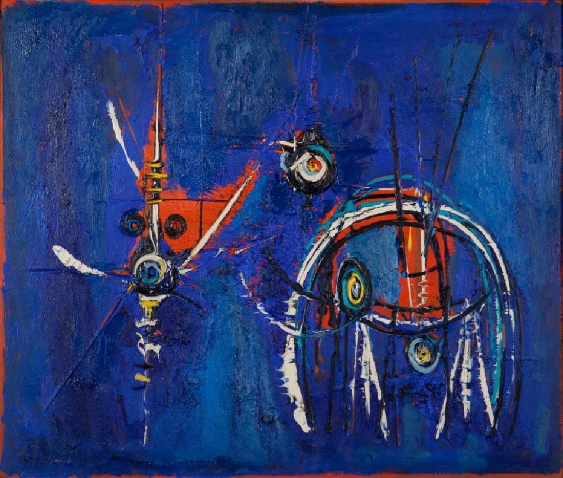 ROBERTO CRIPPA (1921-1972)  Composizione