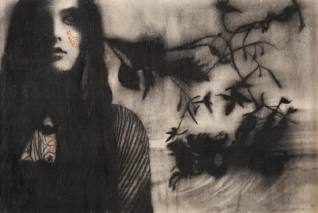 OMAR GALLIANI (1954-)  Senza titolo