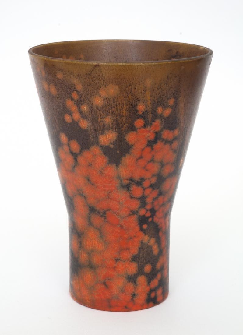 GUIDO ANDLOVIZ  Un vaso modello '1519' per