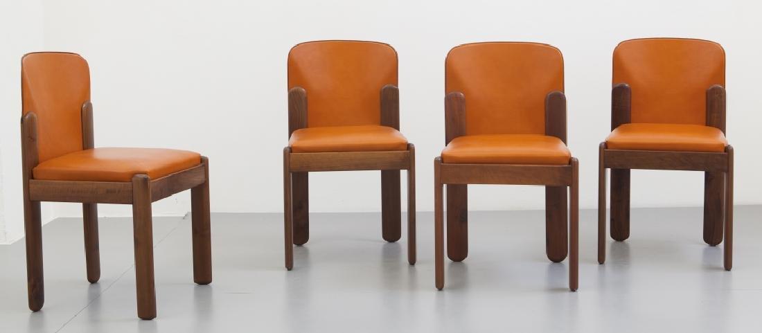 SILVIO COPPOLA  Quattro sedie '330' per