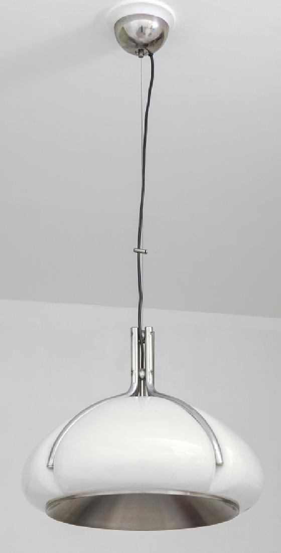 GAE AULENTI  Una lampada a sospensione per i
