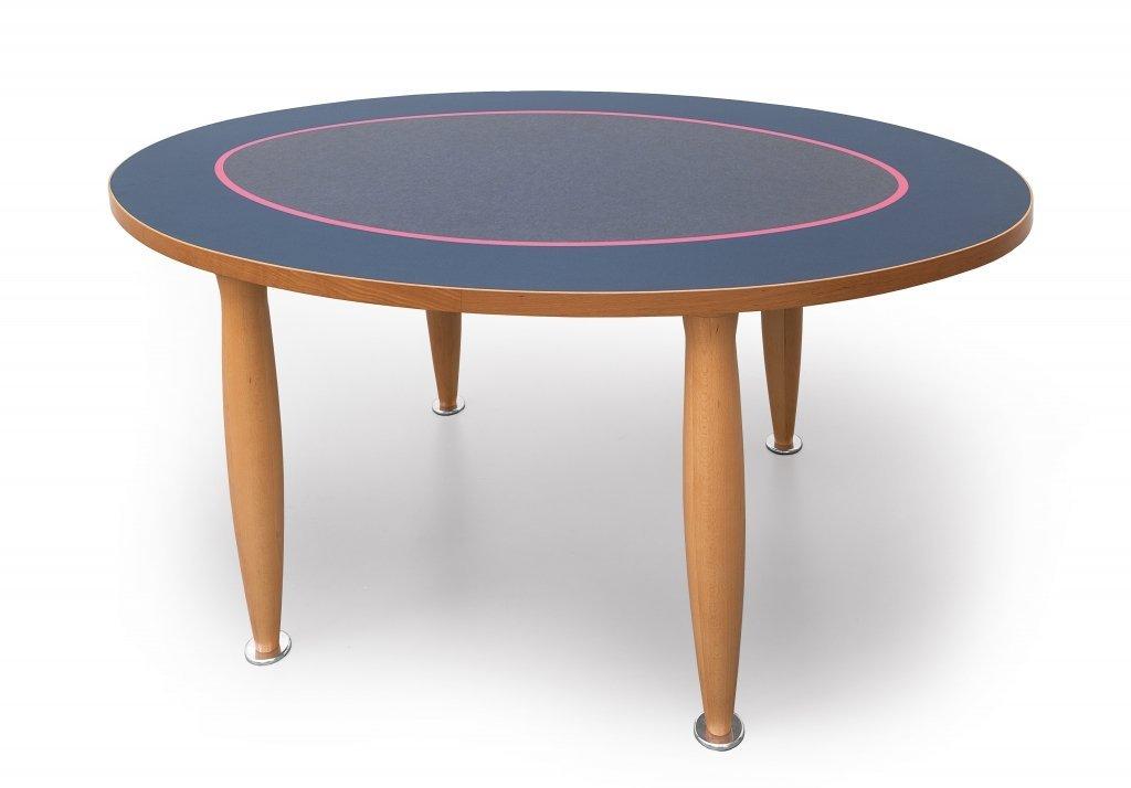SOTTSASS ASSOCIATI  Un tavolo 'Filicudi' per