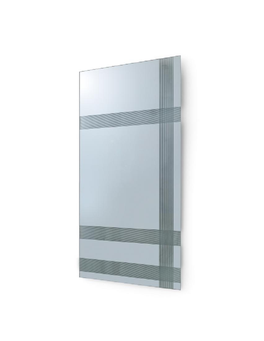 """NANDA VIGO  Uno specchio """"Cronotopia""""  Cm"""