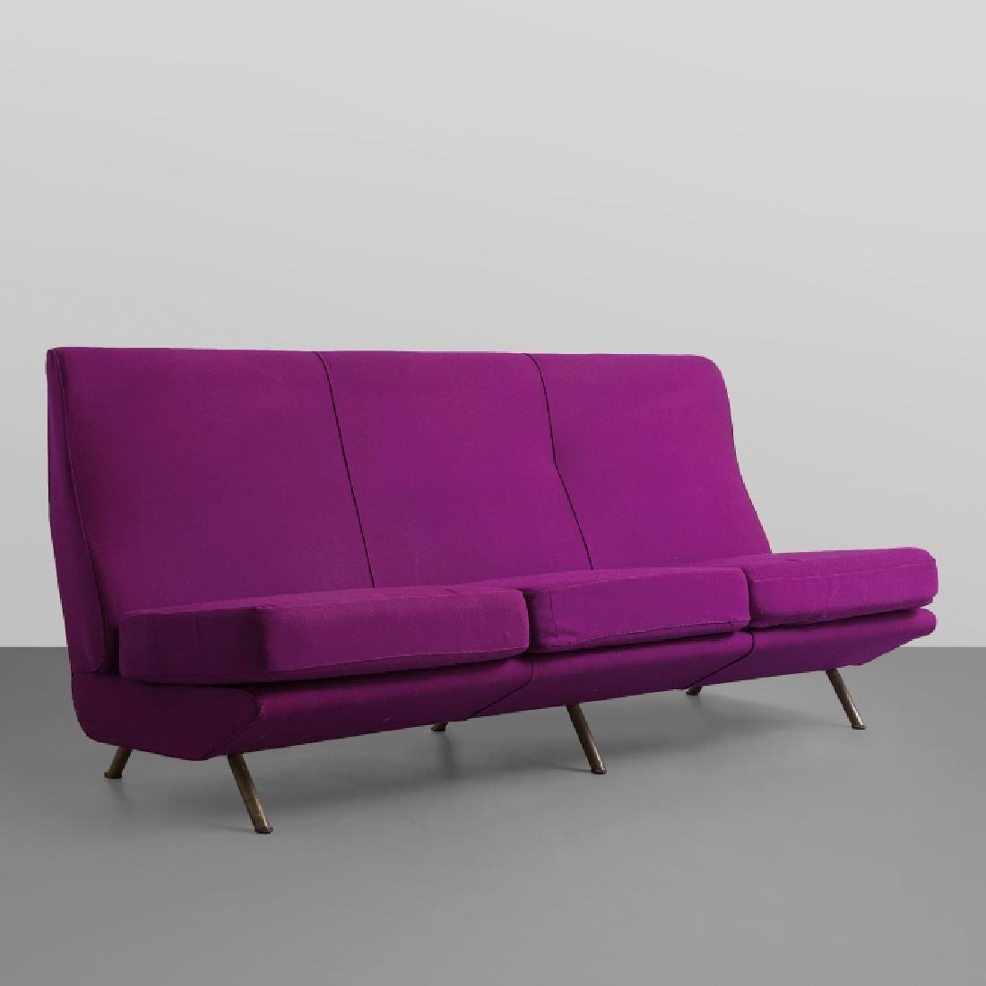 """MARCO ZANUSO  Un divano """"IX Triennale"""""""