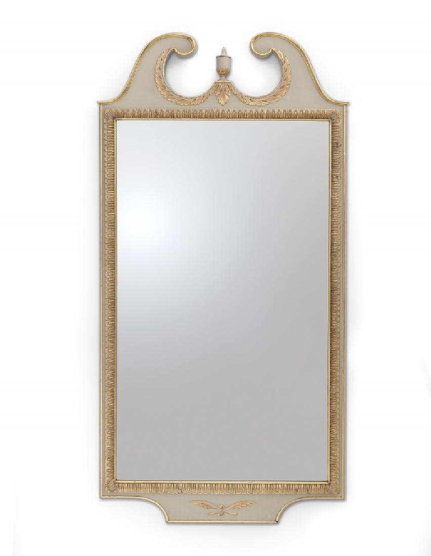 PAOLO BUFFA  Uno specchio da parete,