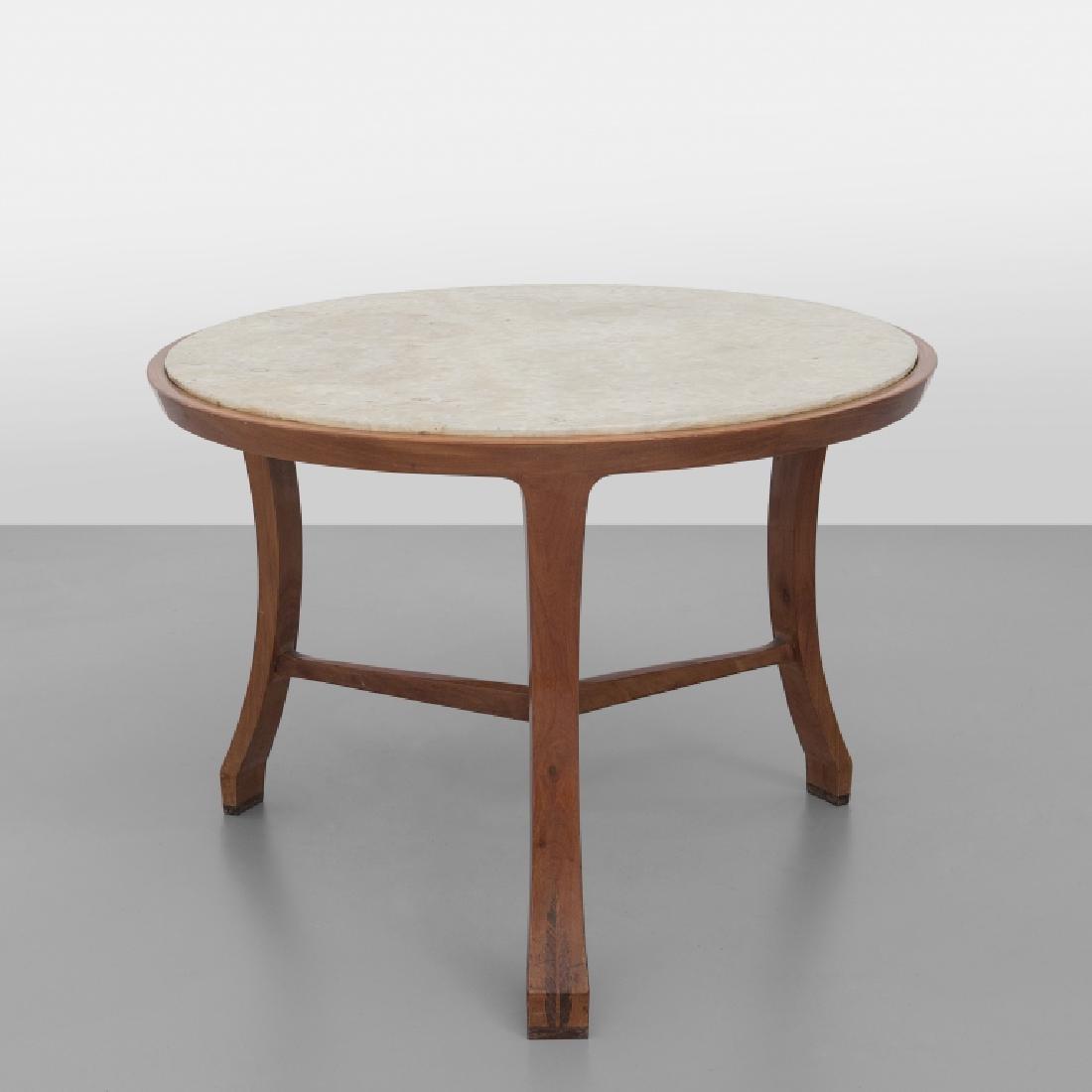 PAOLO BUFFA  Un tavolino, esecuzione SERAFINO