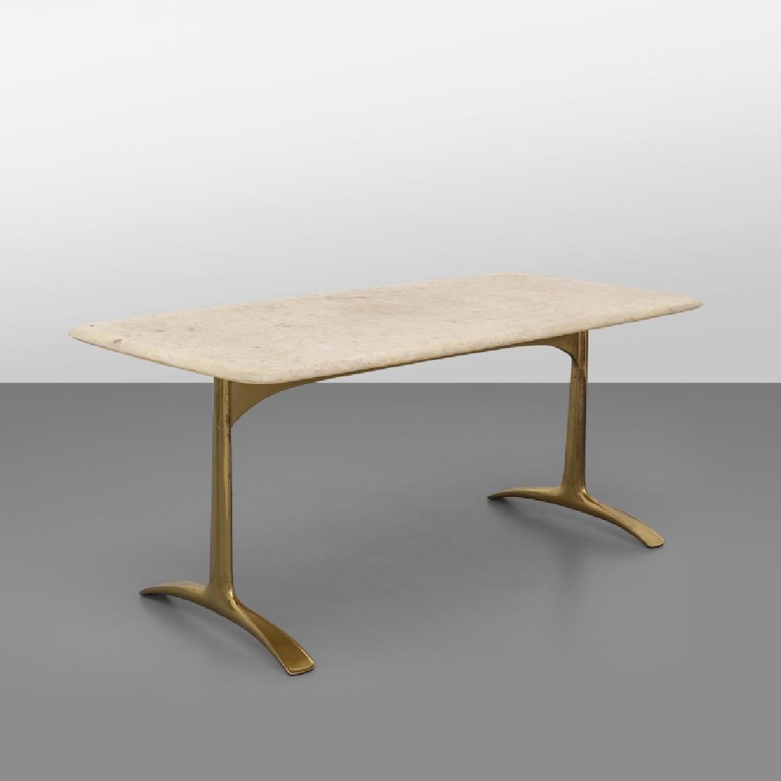 PAOLO BUFFA Un tavolino, circa 1950.