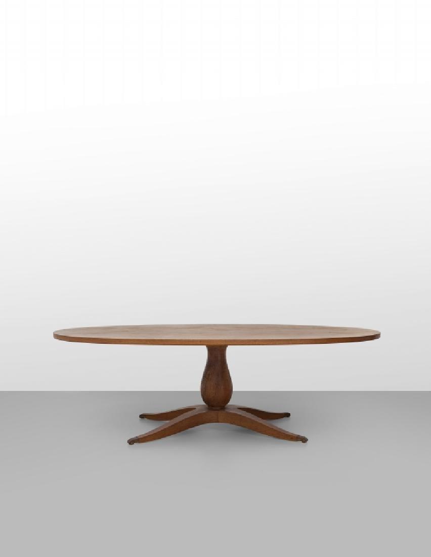 PAOLO BUFFA  Un grande tavolo da pranzo,