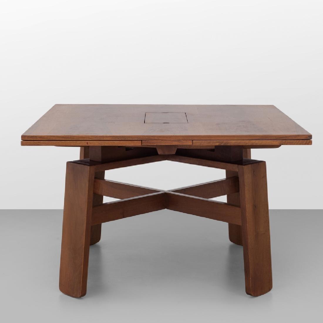 """SILVIO COPPOLA  Un tavolo estensibile """"51 612"""