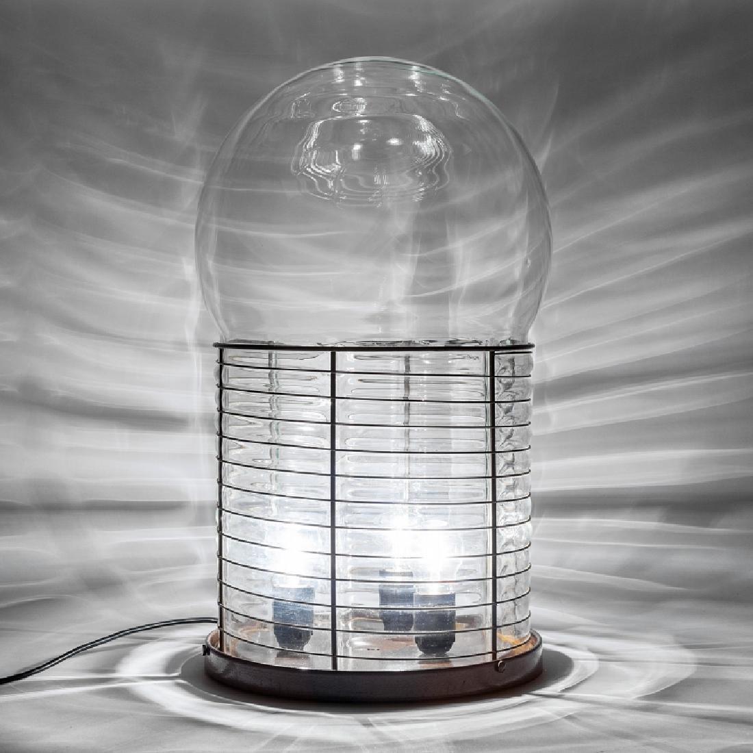 GAE AULENTI  Una lampada da tavolo 'Alcinoo'