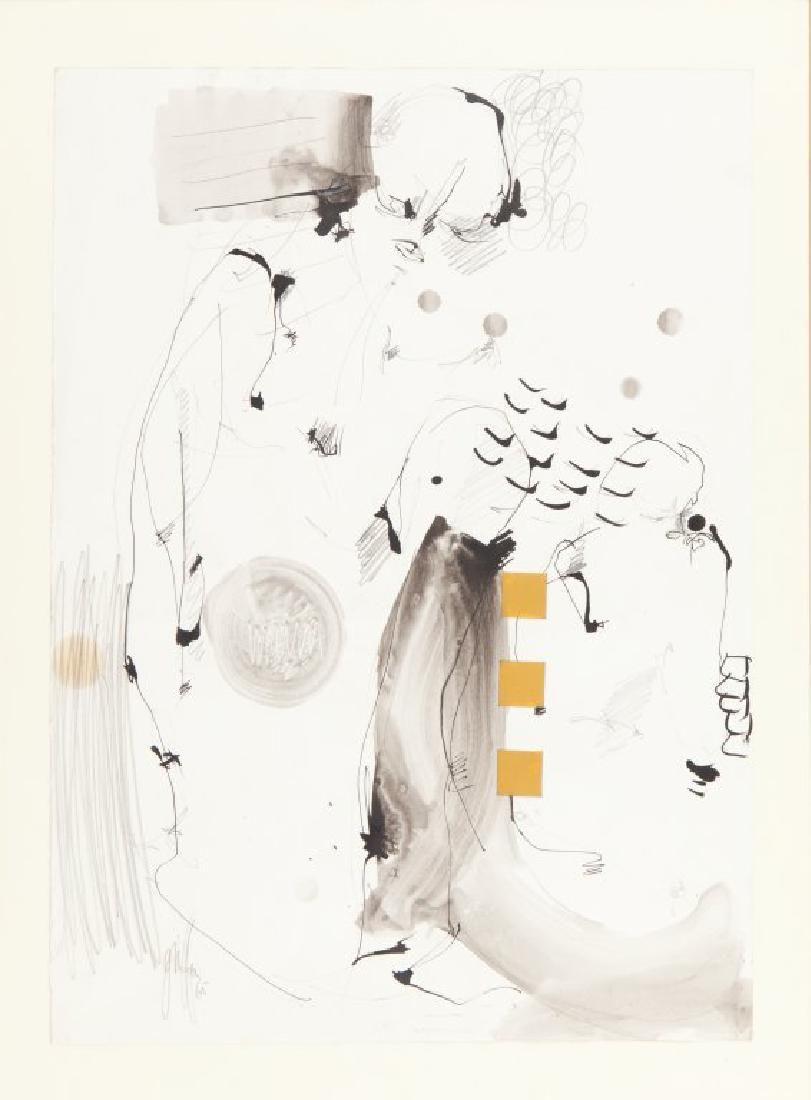 GIORGIO GRIFFA (1936-)  Senza titolo