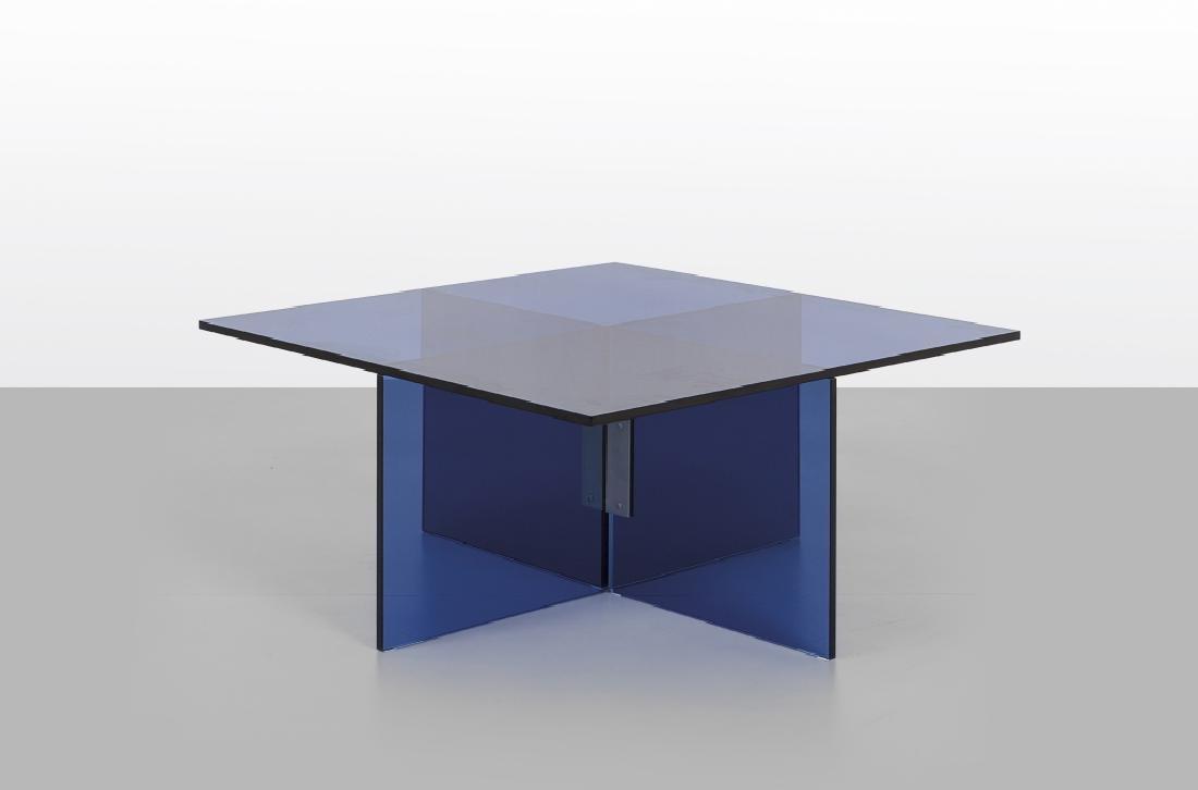 MAX INGRAND  Un tavolino '2012' per FONTANA