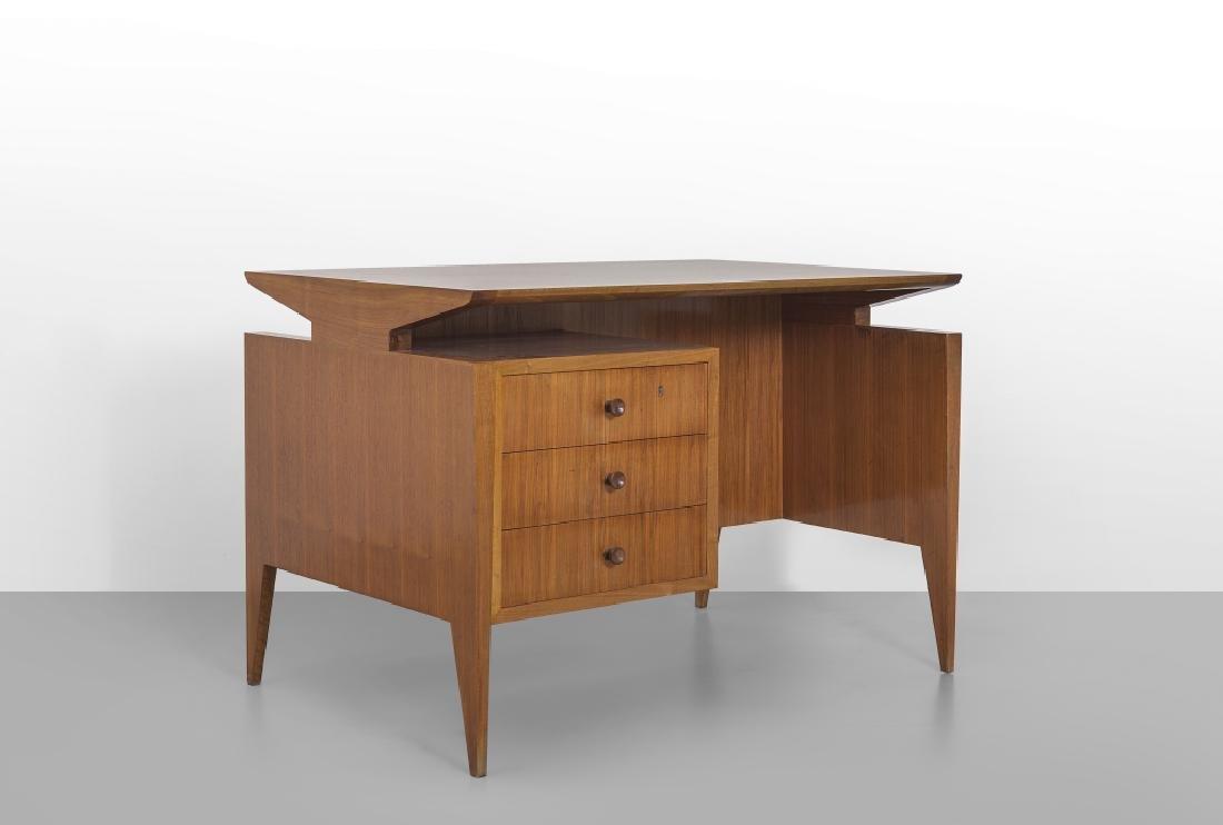 GIO PONTI Una scrivania, fine anni '40-inizi